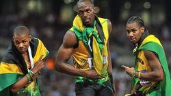 Usain Bolt marque l'histoire en gagnant le 200 m (PHOTOS -