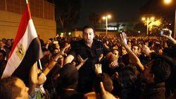 Les manifestants encerclent le palais du président Morsi