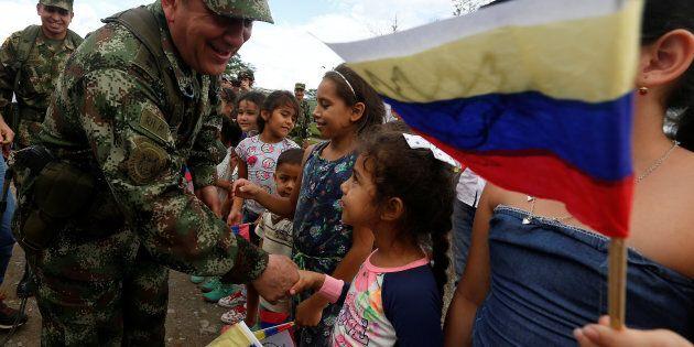 Colombie : les FARC abandonnent les armes après 50 ans de rébellion