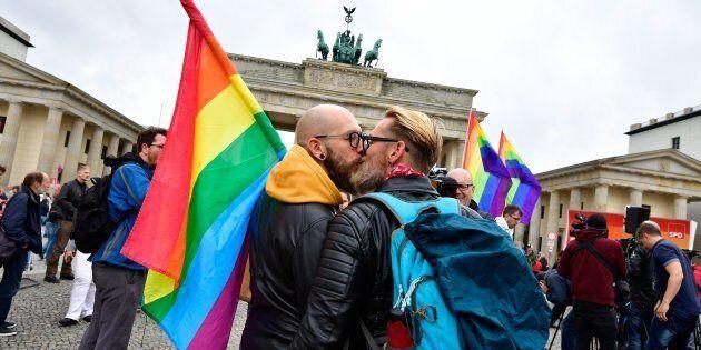 L'Allemagne autorise le mariage entre conjoints de même