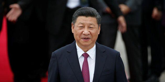 Le président chinois Xi
