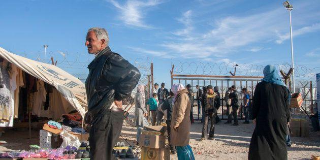Près d'un demi-million de Syriens sont rentrés chez eux depuis