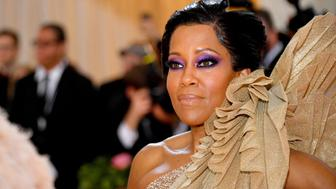 NEW YORK, NEW YORK - MAY 06: Regina King attends The 2019 Met Gala Celebrating Camp: Notes on Fashion at Metropolitan Museum of Art on May 06, 2019 in New York City. (Photo by Dia Dipasupil/FilmMagic)