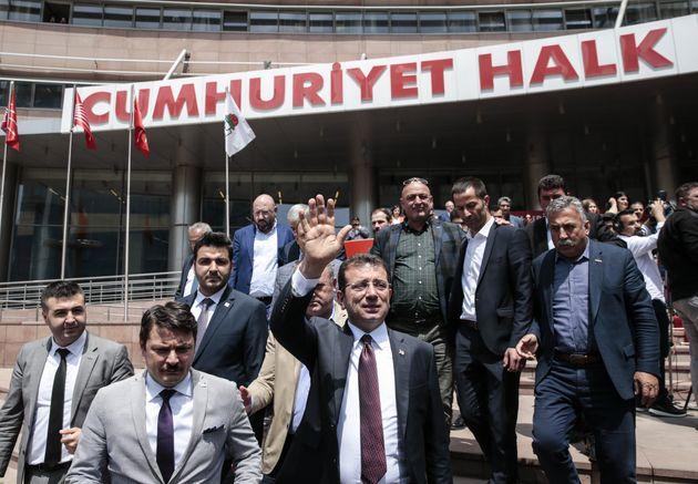 Turquie - municipales: L'autorité électorale donne raison à l'AKP, un nouveau scrutin aura lieu à Istanbul,...