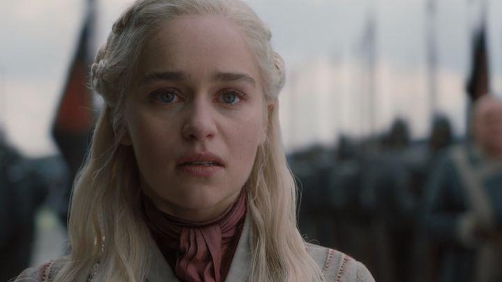 """À la fin de l'épisode 4 de la saison 8 de """"Game of Thrones"""", Daenerys a littéralement de quoi devenir """"folle""""."""