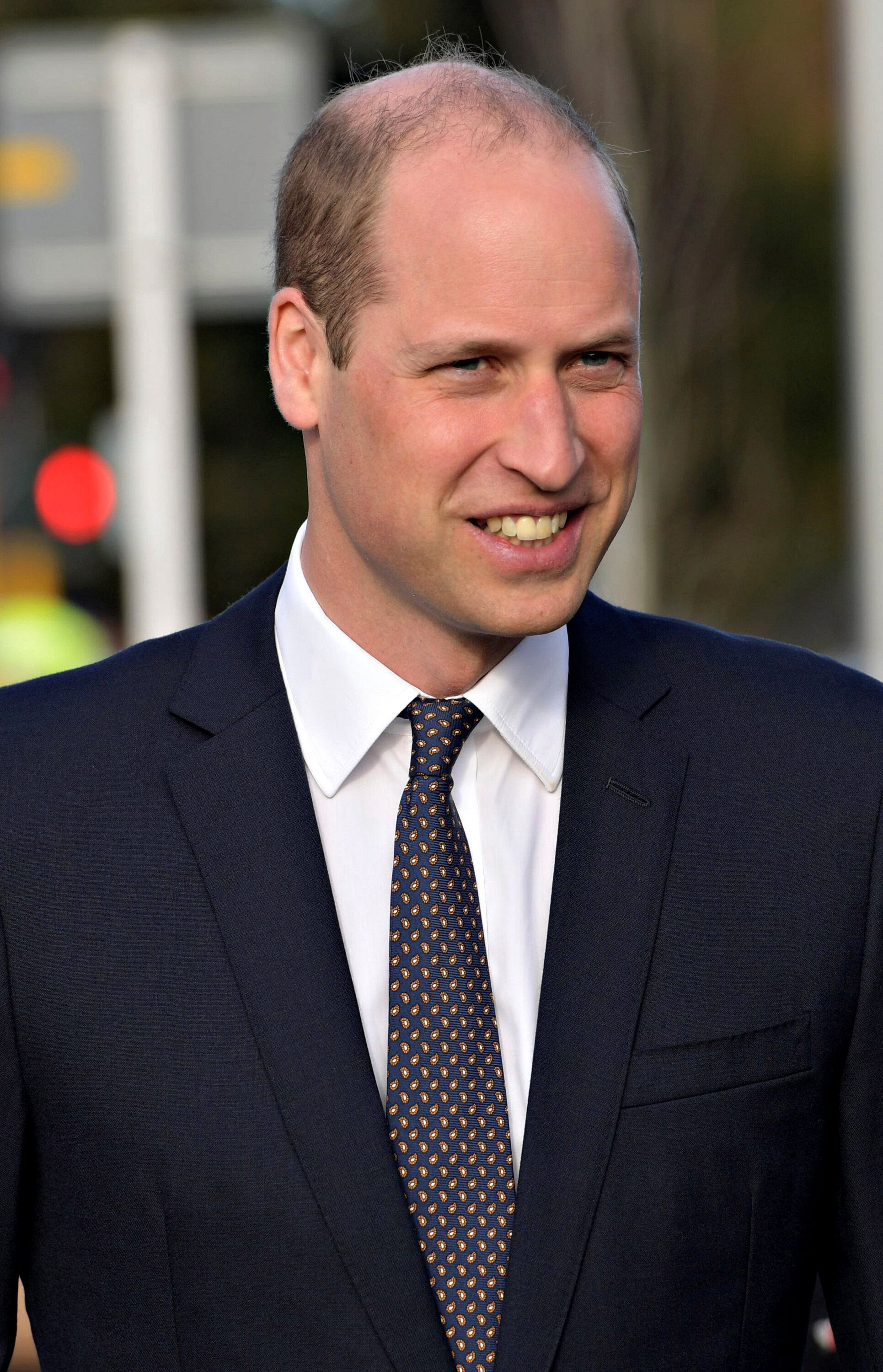 Prince William Welcomes Harry Into The 'Sleep Deprivation Society' Of