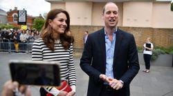 La broma del príncipe Guillermo para felicitar a su hermano Harry por su
