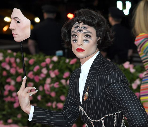 Les deux looks les plus surréalistes du Met Gala