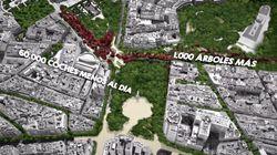 Así será el radical cambio en la Plaza España de Madrid que ya ha
