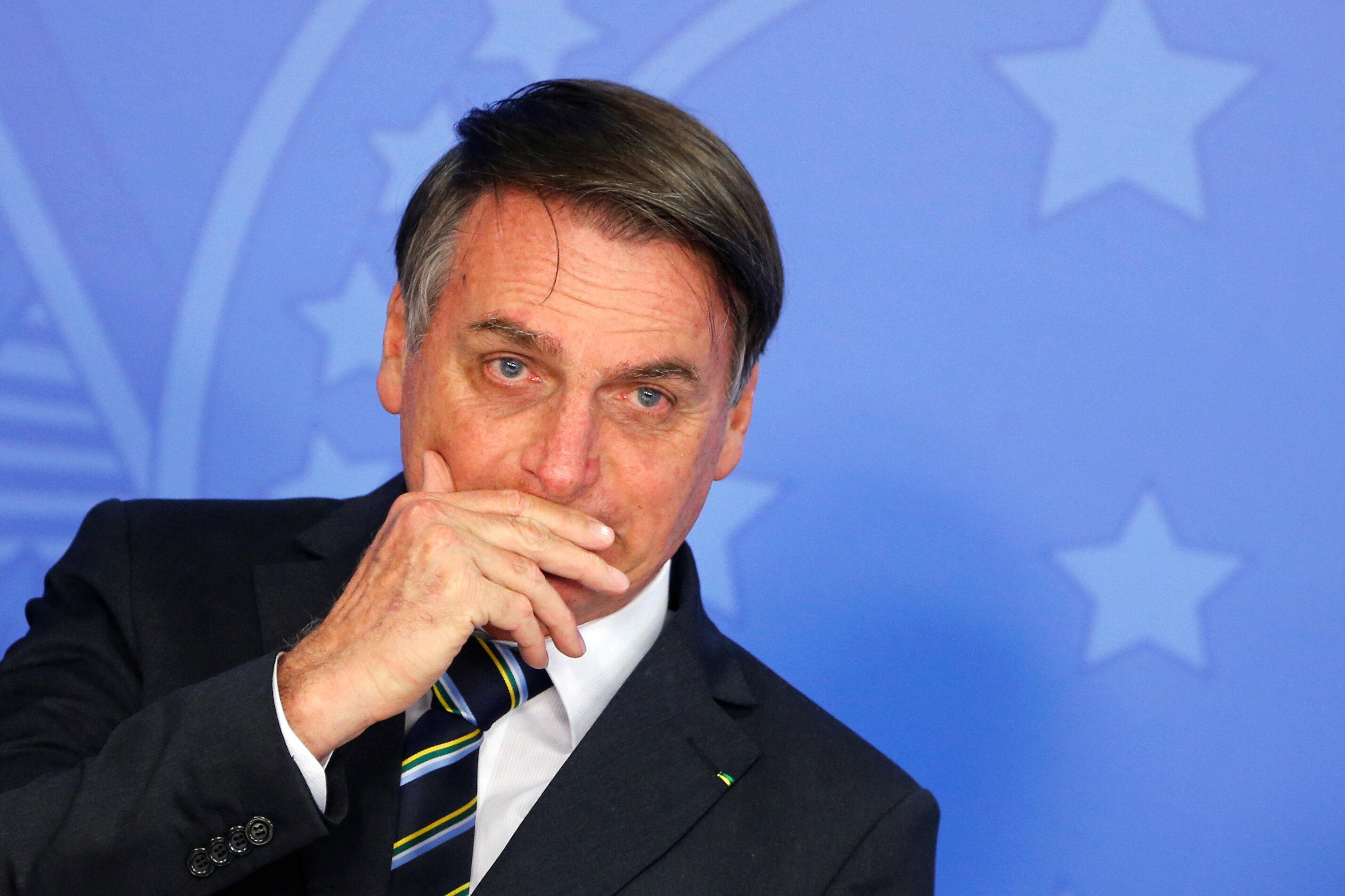 A decisão de recriar dois ministérios foi tomada pelo presidente Jair Bolsonaro em reunião...
