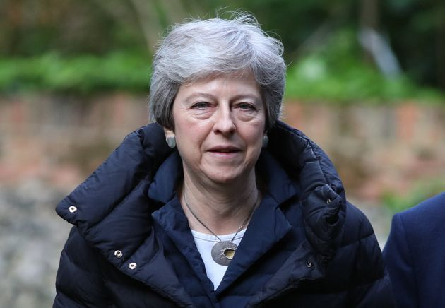 May wants to stay on as prime minister until Brexit is