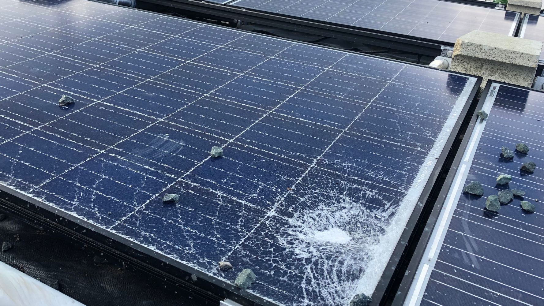 On Puerto Rico's 'Forgotten Island,' Tesla's Busted Solar Panels