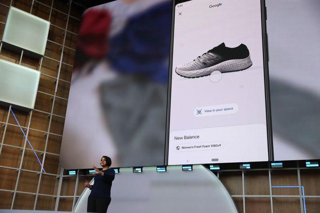 Google offrira des résultats de recherche en réalité