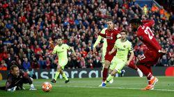 Lo ocurrido antes del Liverpool-Barcelona llena de comentarios las redes: y no es para