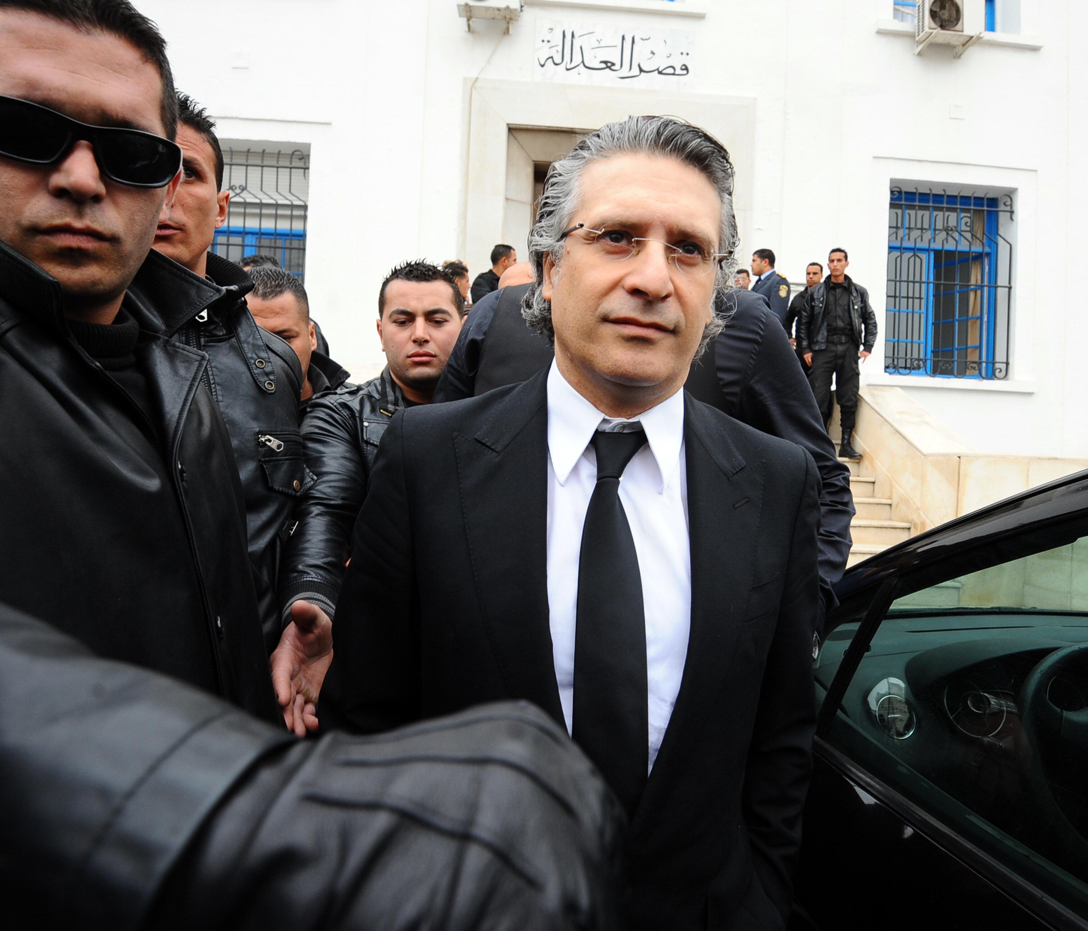 Dans une interview accordée au Figaro, Nabil Karoui s'en prend à Youssef Chahed et au