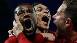 El Liverpool arrasa con su mensaje tras eliminar al Barça en