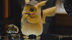 'Pokémon: Detetive Pikachu' quer conquistar o coração de crianças e