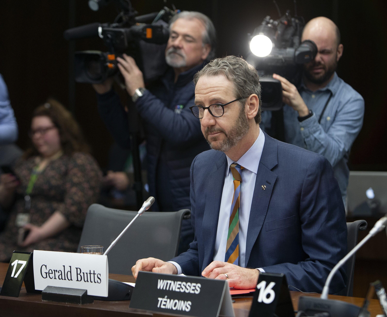 Gerald Butts se joint à un cabinet international de