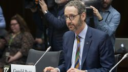 Gerald Butts se joint à un cabinet international de