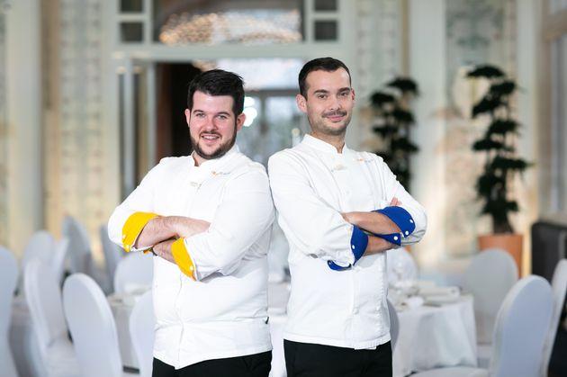 Samuel et Guillaume sont les deux finalistes de cette dixième saison de