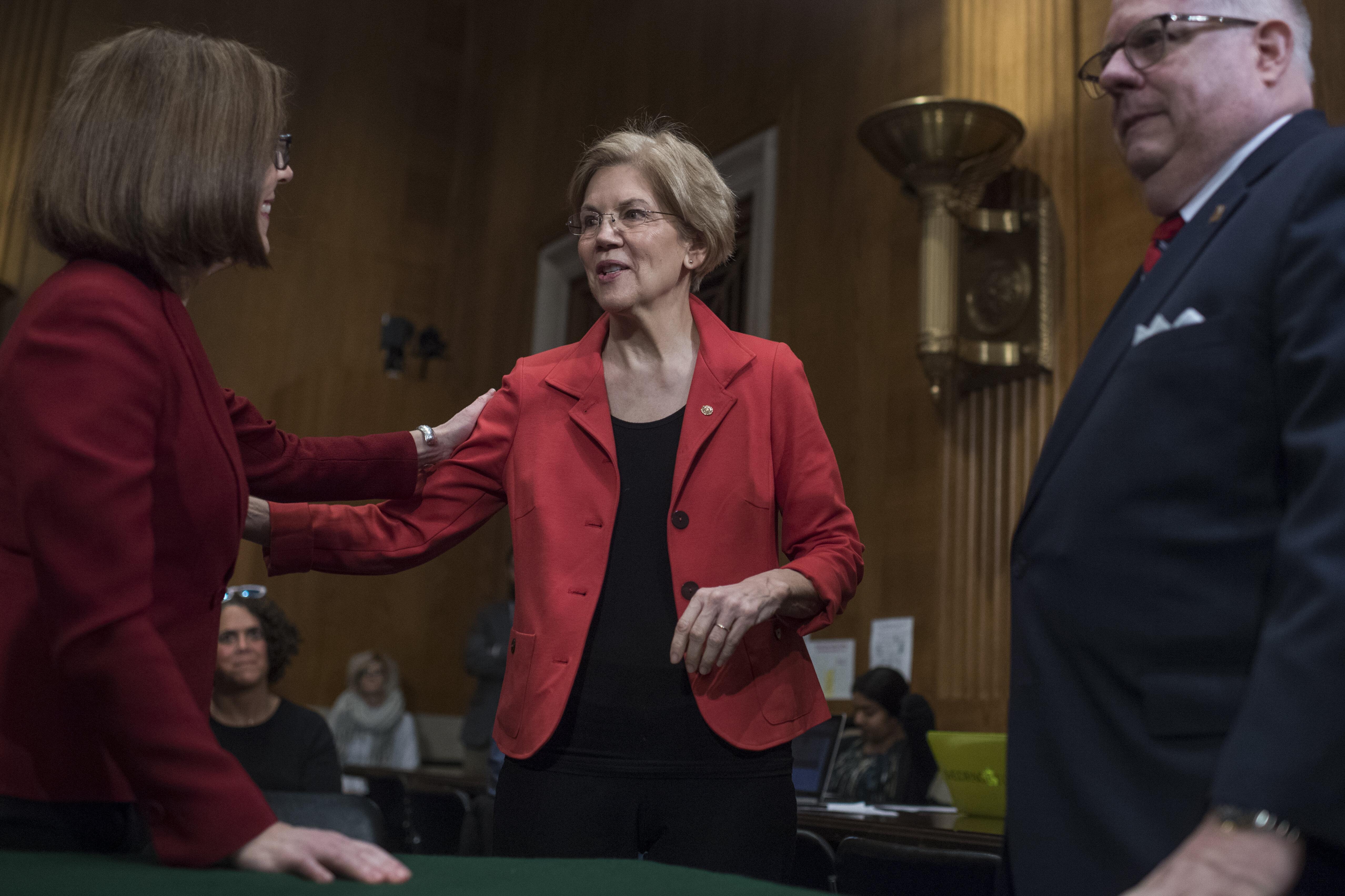 Sen. Elizabeth Warren (D-Mass.) has a plan to address the opioid epidemic that's based on legislation introduced last year.