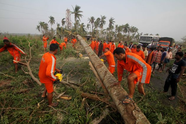 Fani Aftermath: Odisha Seeks Centre's Help To Restore Power, Telecom Services, Cyclone Toll Rises To