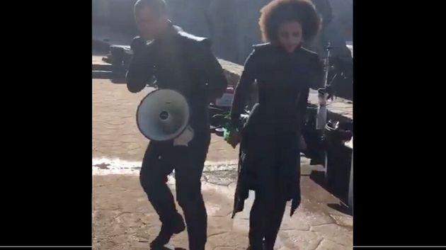 Grey Worm Actor Shows What He And Missandei Are Up To 'Somewhere In The