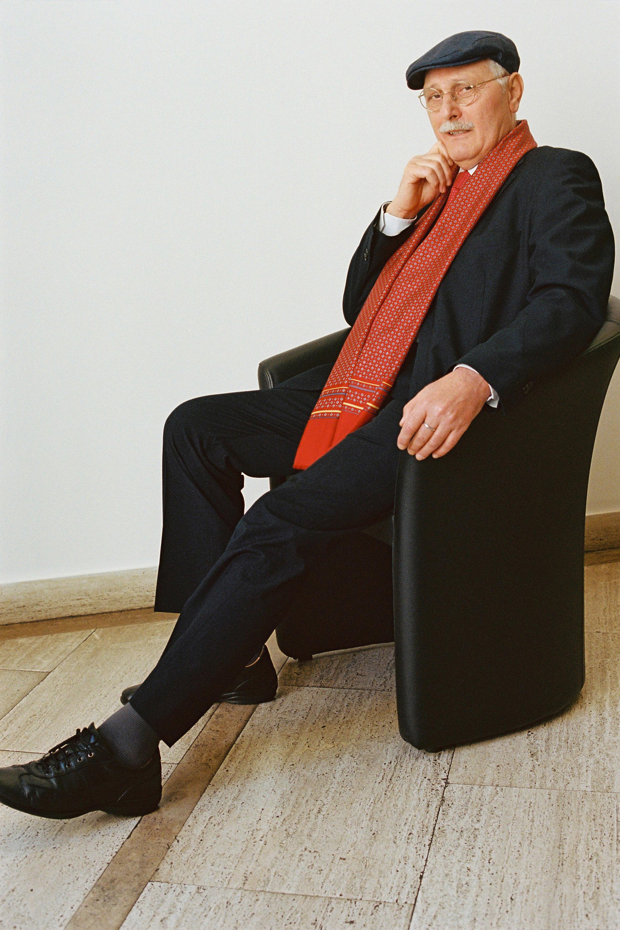 Antonio Pennacchi andrà al Salone del Libro: