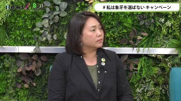 山脇愛理さん