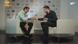 David Broncano le cambia a Roger Federer su tradicional pregunta del dinero y sorprende con esta