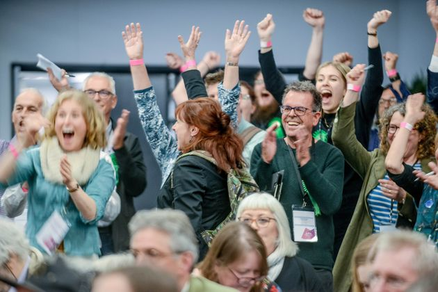 The Green Party Has Had Big Elections Before, But As A Candidate, These Feel