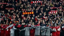 Liverpool non dimenticherà facilmente questo