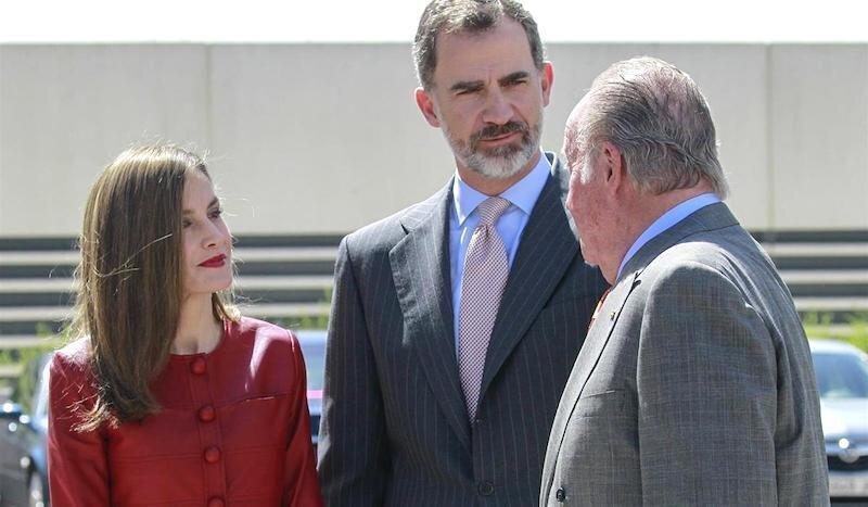El 'recadito' de Sandra Sabatés a Felipe VI tras conocerse el sueldo de