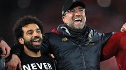 El mensaje en la camiseta de un futbolista del Liverpool nada más eliminar al Barça: más de 300.000 'me