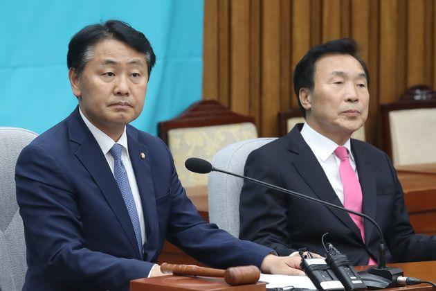 김관영 바른미래당 원내대표가