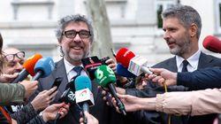 Los presos electos piden al Supremo libertad para ejercer de