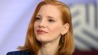 TODAY -- Pictured: Jessica Chastain on Wednesday, April 17, 2019 -- (Photo by: Nathan Congleton/NBC/NBCU Photo Bank via Getty Images)