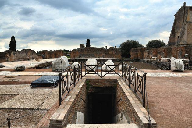 La Sala della Sfinge della Domus Aurea riappare dopo 2000