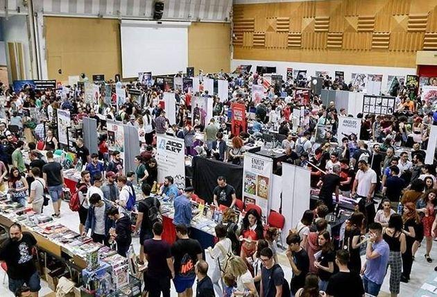 Επιστρέφει το Thessaloniki Comic Convention - «The Comic