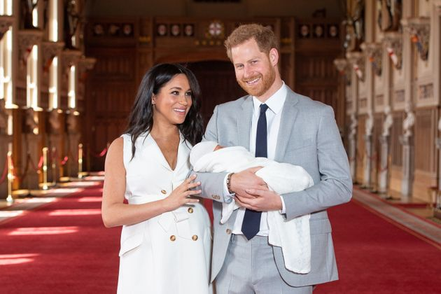 Royal Baby Name Is Archie Harrison, Announce Prince Harry and Meghan