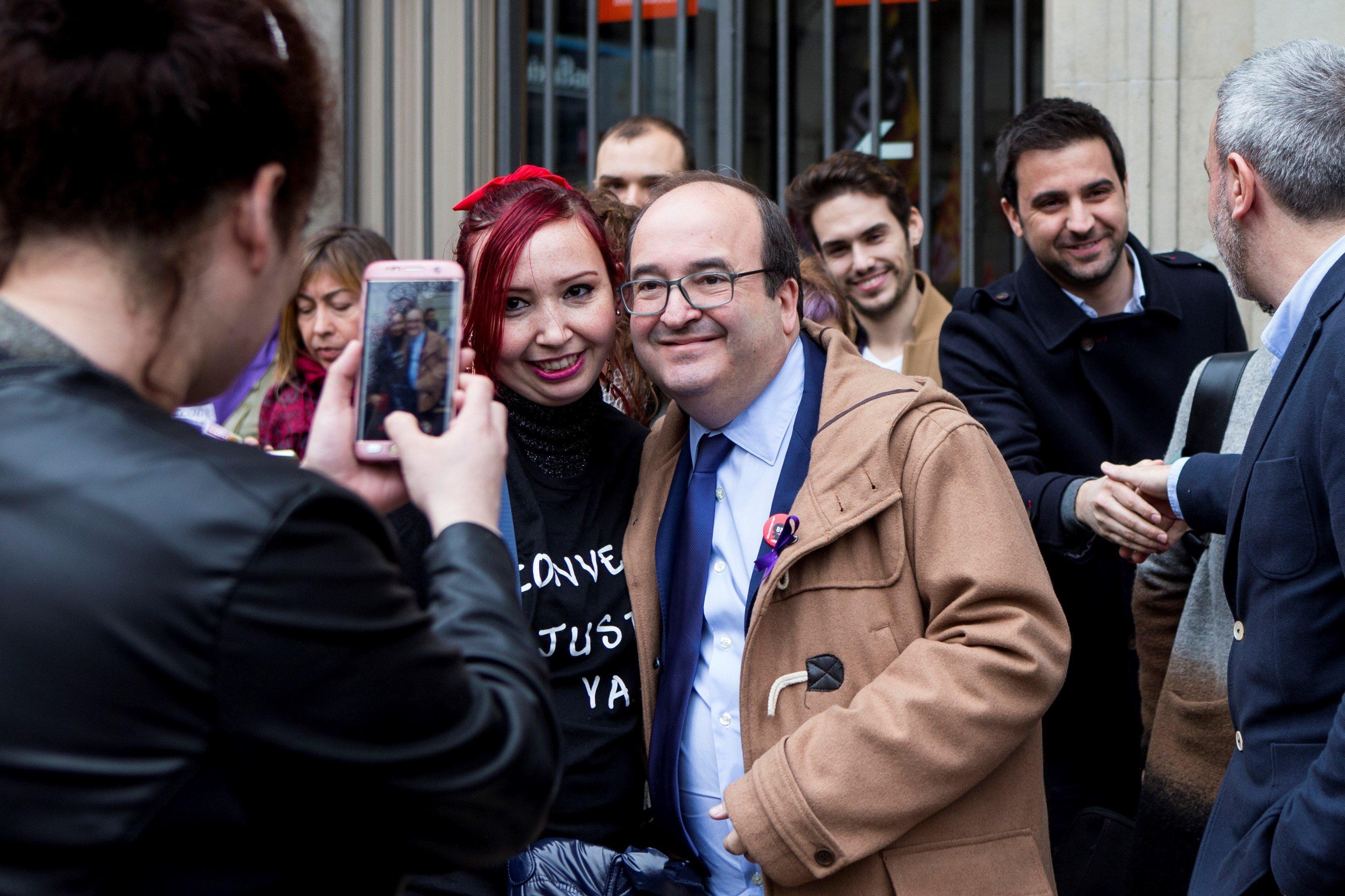 Sánchez elige a Iceta para presidir el