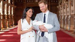 Découvrez les premières photos du bébé de Meghan et