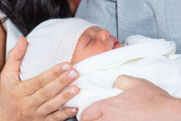 Royal Baby: Les premières photos du bébé de Meghan Markle et
