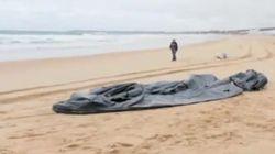 Une migrante décédée et un mineur porté disparu suite au renversement de leur