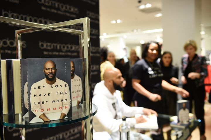 Common writes in his new memoir about being sexually abused by a family friend.