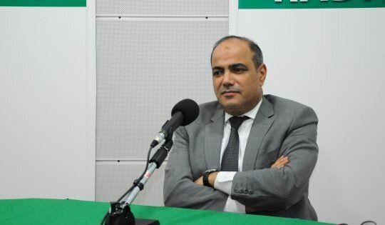 Hassan Khelifati candidat à la présidence du