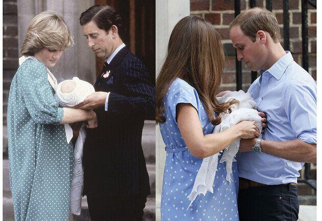 Meghan si sposa da sola, lascia il figlio in braccio a Harry e mostra la