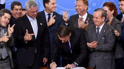 Bolsonaro facilita porte de armas a políticos eleitos, advogados, caminhoneiros entre
