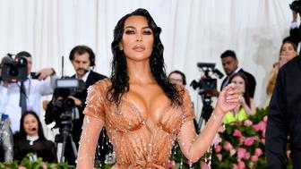NEW YORK, NEW YORK - MAY 06: Kim Kardashian West attends The 2019 Met Gala Celebrating Camp: Notes on Fashion at Metropolitan Museum of Art on May 06, 2019 in New York City. (Photo by Dia Dipasupil/FilmMagic)