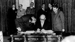 Las 27+1 cosas que no sabías de Robert Schuman, el